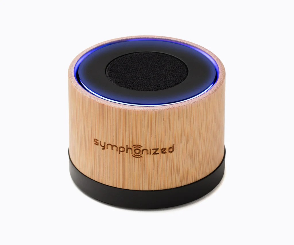 Bluetooth Box Nxt Bamboo Bluetooth Portable Speaker