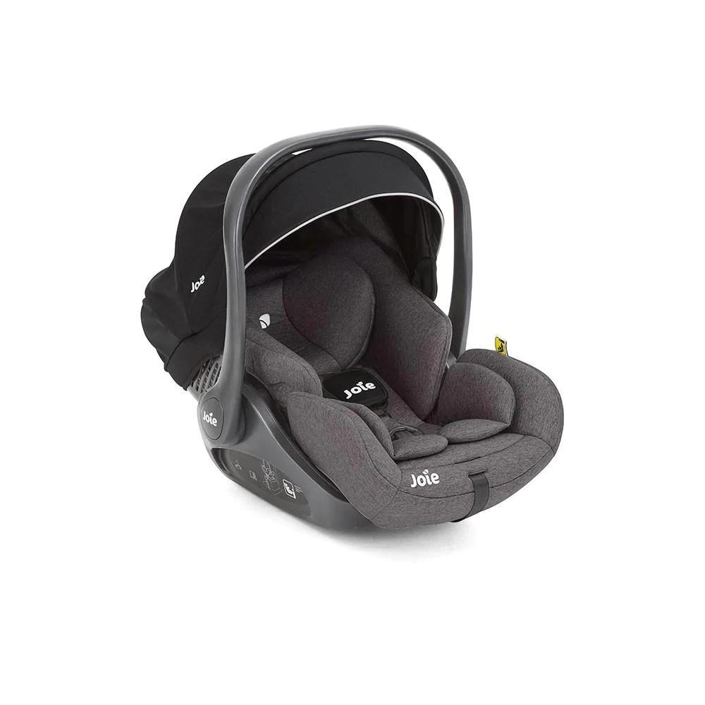 Travel System Joie Chrome Joie Chrome Dlx I Level Travel System With Carrycot Inc Footmuff Isofix Base Pavement