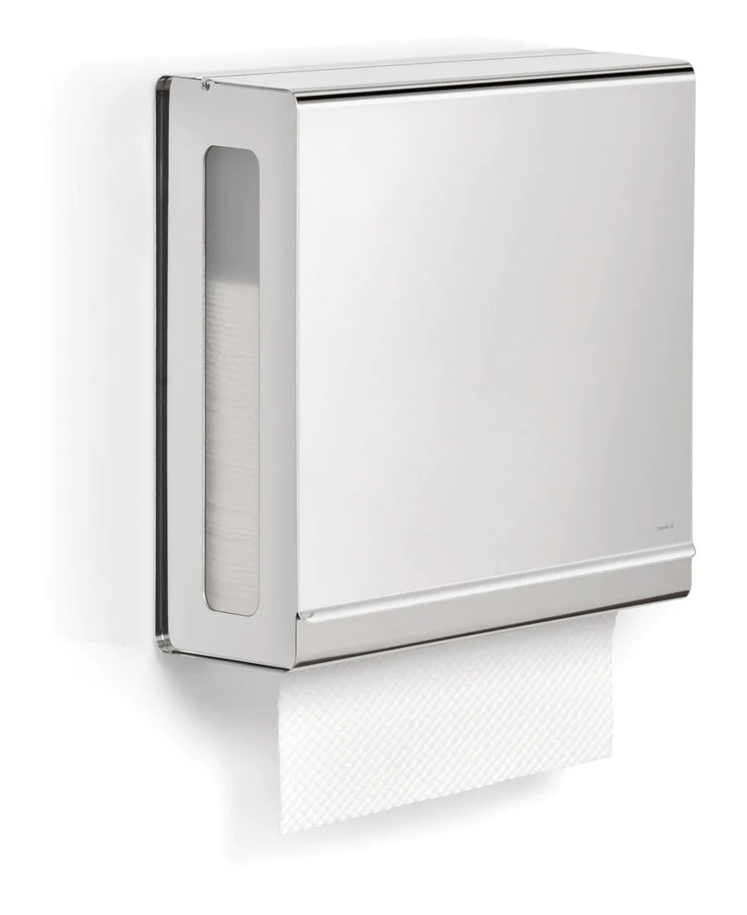 Wall Mount Paper Towel Dispensers Wall Mounted Paper Towel Dispenser For C Fold Towels Polished