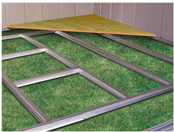 Arrow Shed Fb106 A Floor Frame Kit For 8x6 And 10x6