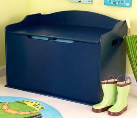Kidkraft 14959 Austin Toy Box Blueberry