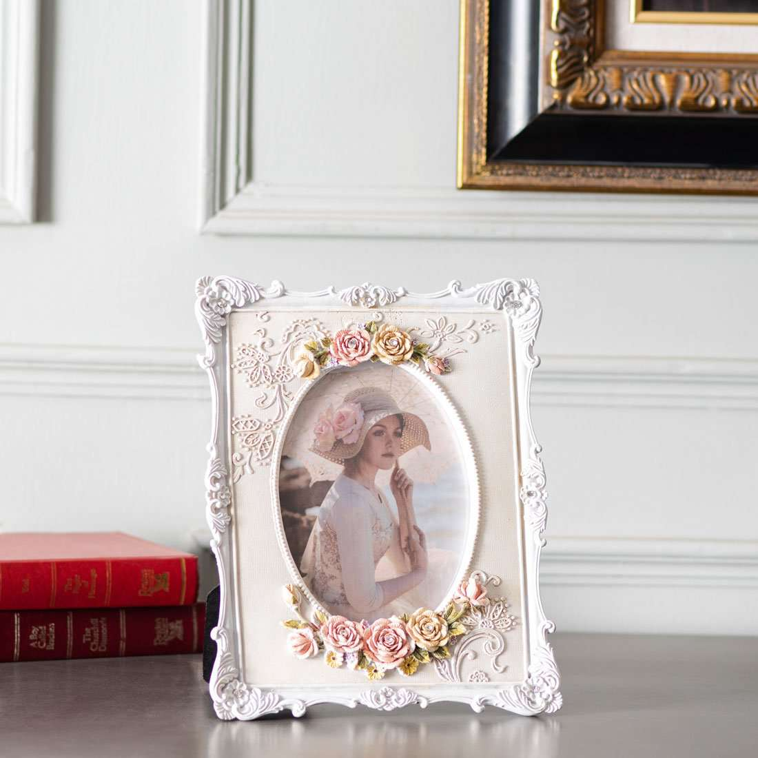 Regal Rosa Rosa Photo Frame