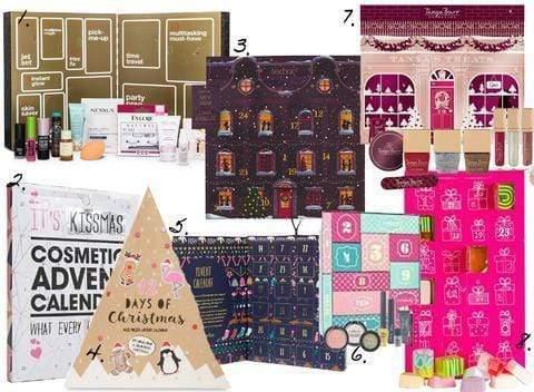 2017 S Best Beauty Advent Calendars Bella And Bear