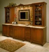Verona Bathroom II  LaFata Cabinets