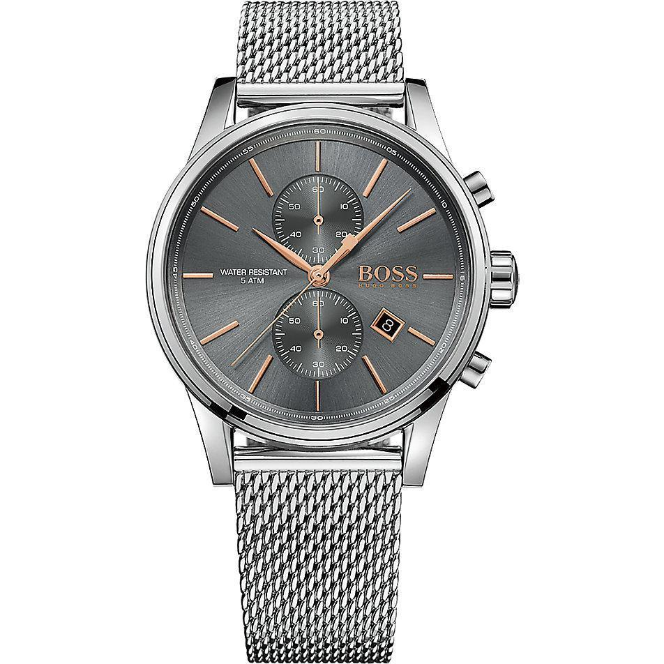 Hugo Boss Uhren Herren Hugo Boss 1513440 Men's Jet Chronograph Watch – The Watch
