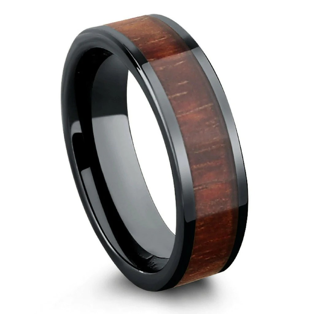 mens wooden wedding bands as alternative rings wooden wedding band cheap wedding rings sets for him and her