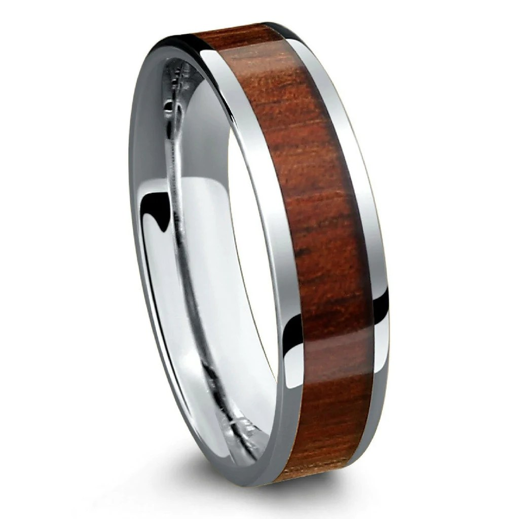 wooden wedding band wooden wedding band I found these wooden wedding bands on etsy and they re so cute I want a his hers set but would like opinions on how it ll look with my ering because I m