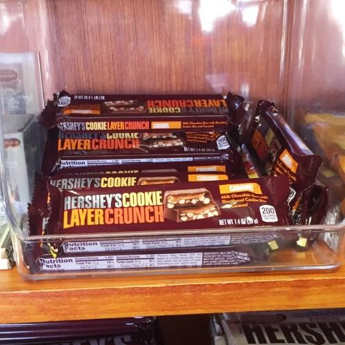 Medium Of Hersheys Cookie Layer Crunch