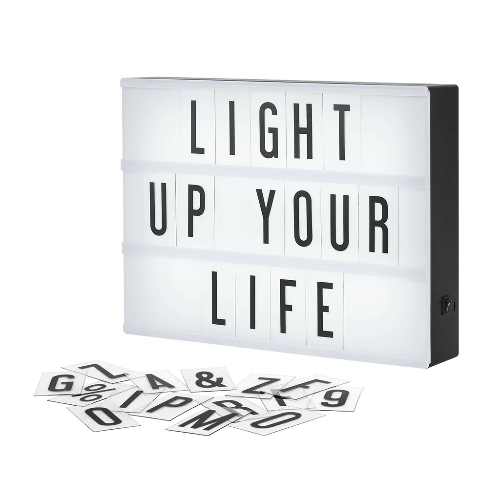 Light Up Letters For Sale Australia Original Cinema Lightbox
