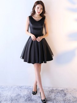 Small Of Black Homecoming Dresses