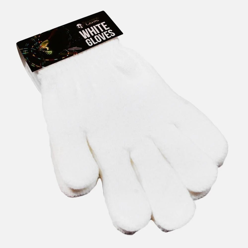 Emazing magic stretch replacement gloves for light gloves white