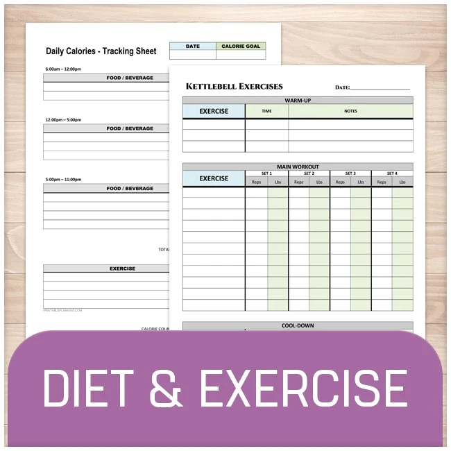 online exercise logs