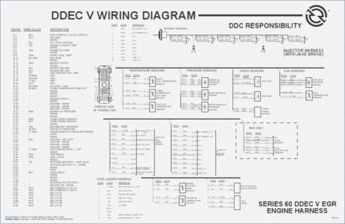 Detroit Sel Wiring Diagrams - 159tramitesyconsultas \u2022