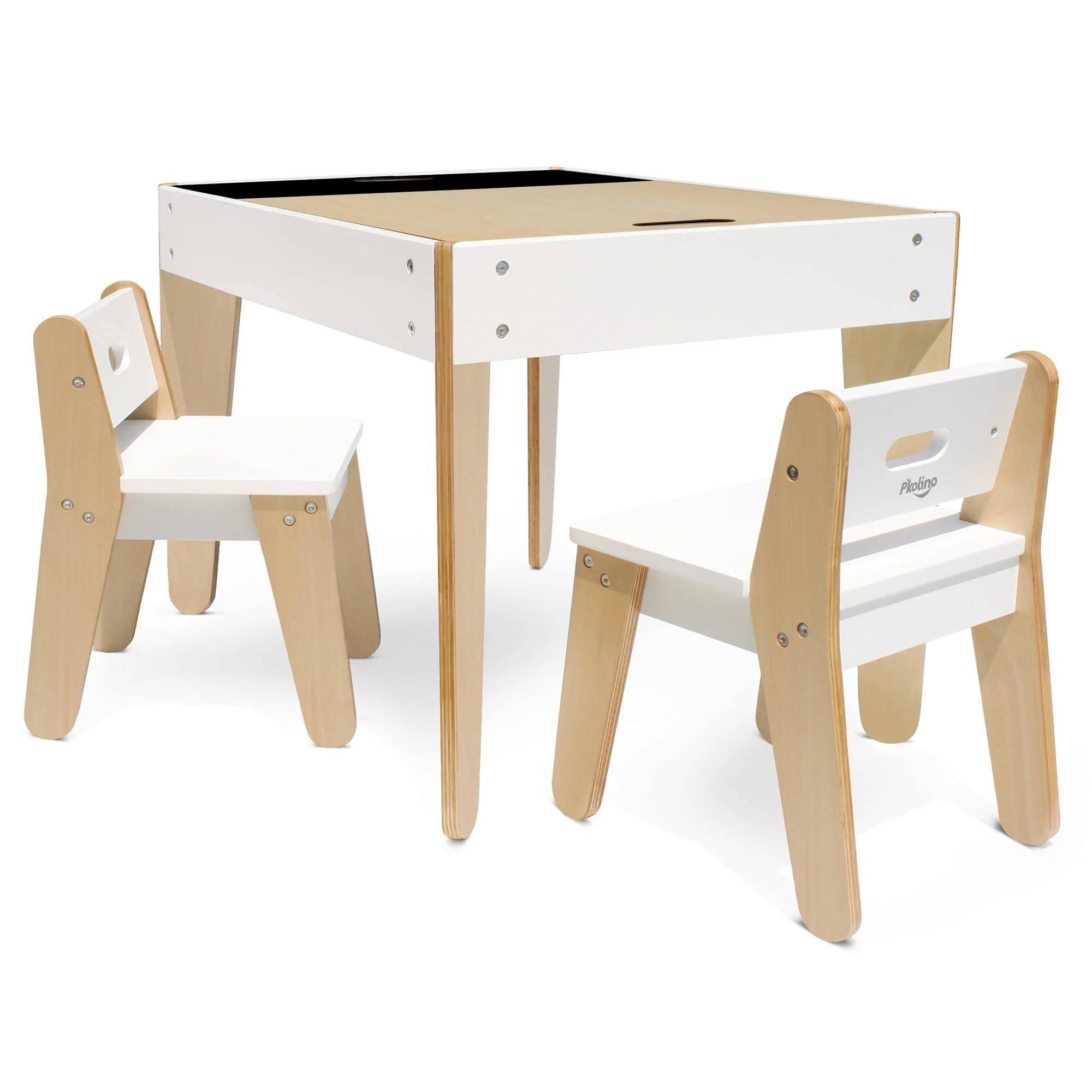 Modern Table And Chairs Little Modern Play Table And Chairs