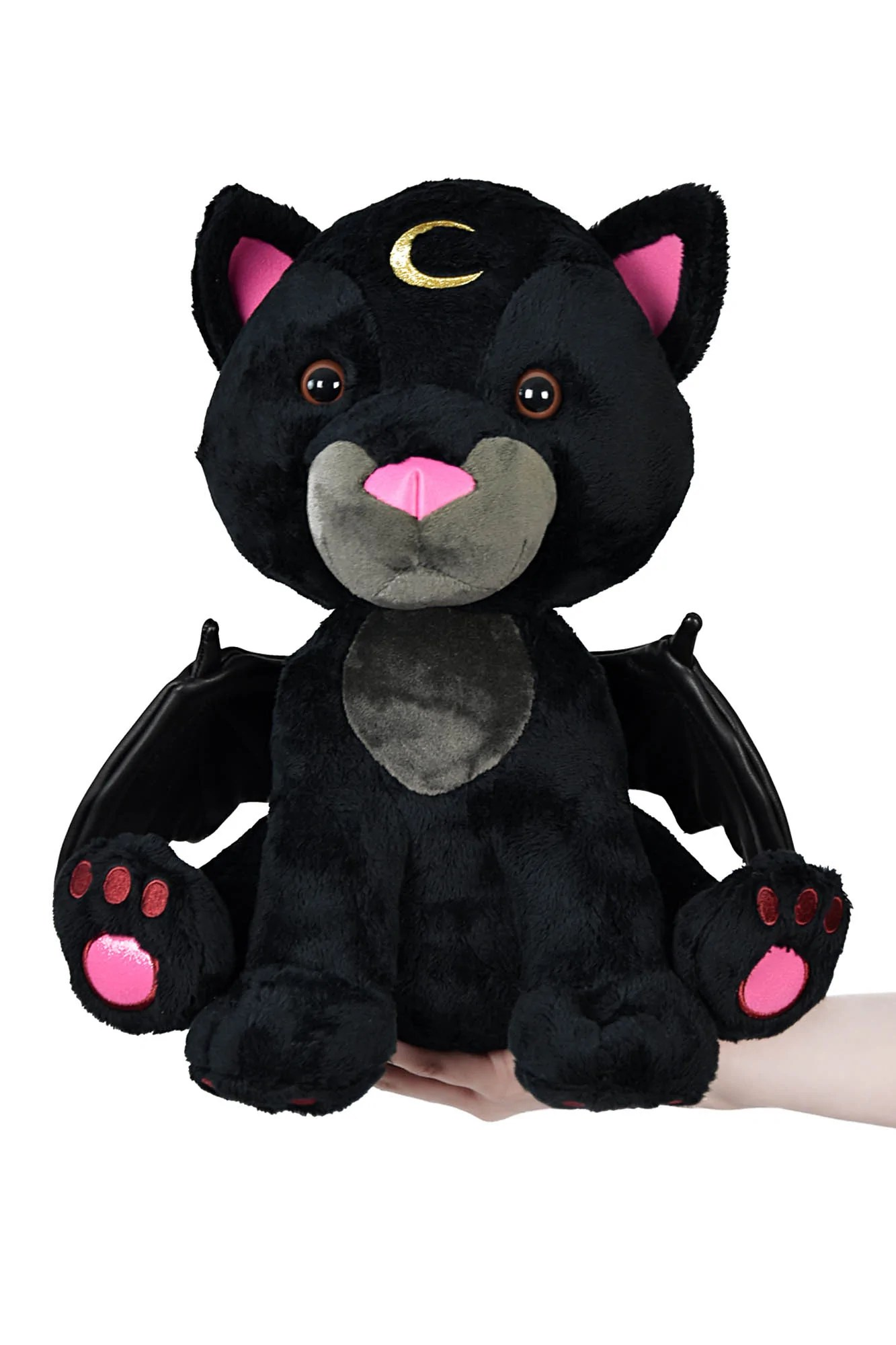 Cat Plush Toy Killstar Nekomata Plush Toy B