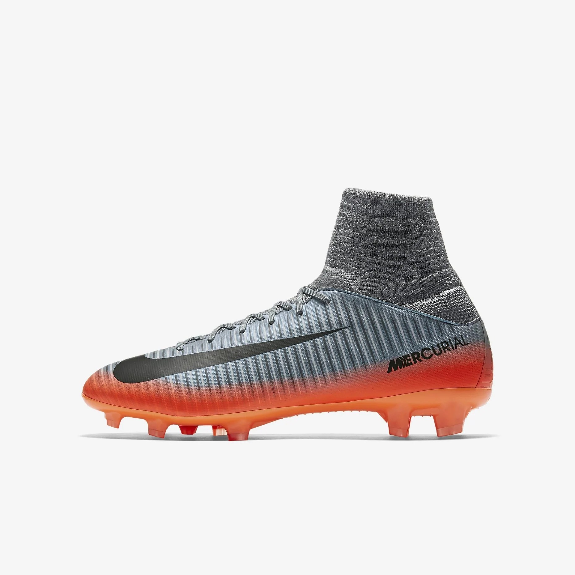 Cr7 Voetbalschoenen Nike Junior Mercurial Superfly V Cr7 Fg La Liga Soccer
