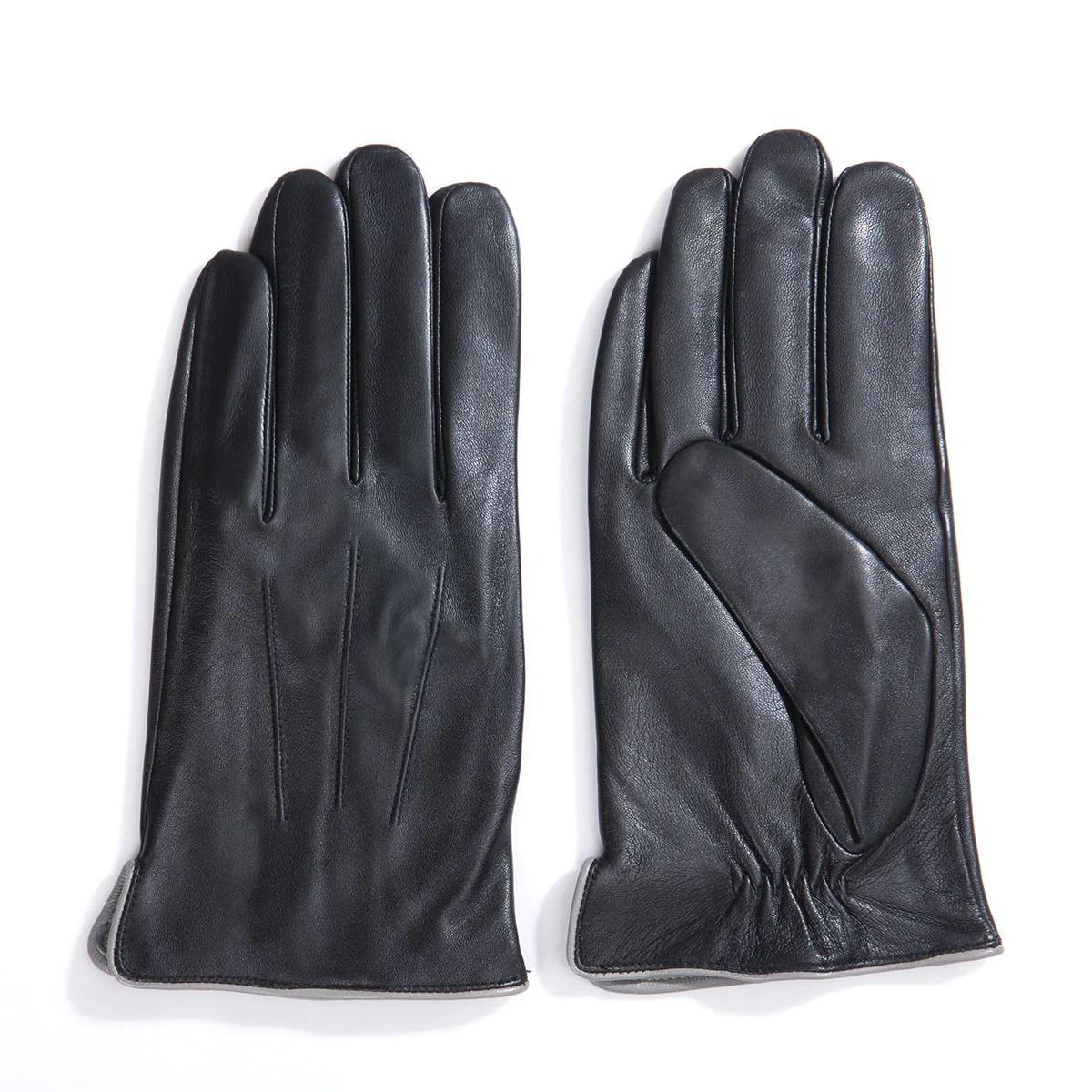 matsu x amazon men lambskin leather gloves m1006