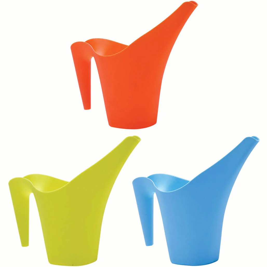 Watering Cans With Long Spouts Kids Long Spout Stackable Watering Can Assorted Colours