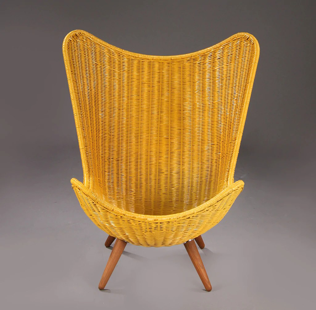 Knud Vinther Corollo Armchair Mostly Danish Furniture Ottawa