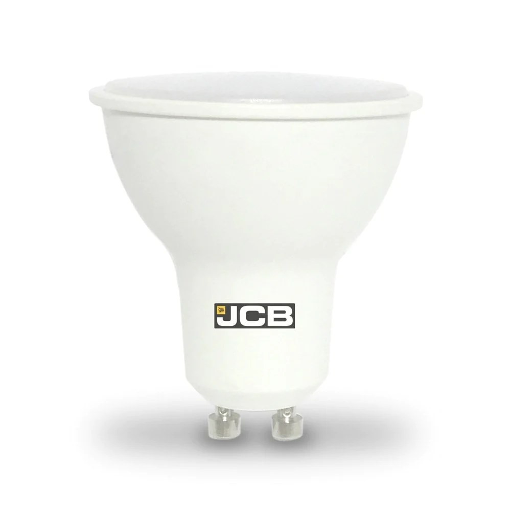 Led Gu10 5w Jcb 5w 50w Led Gu10 100 Degree Non Dim Warm White Spotlight