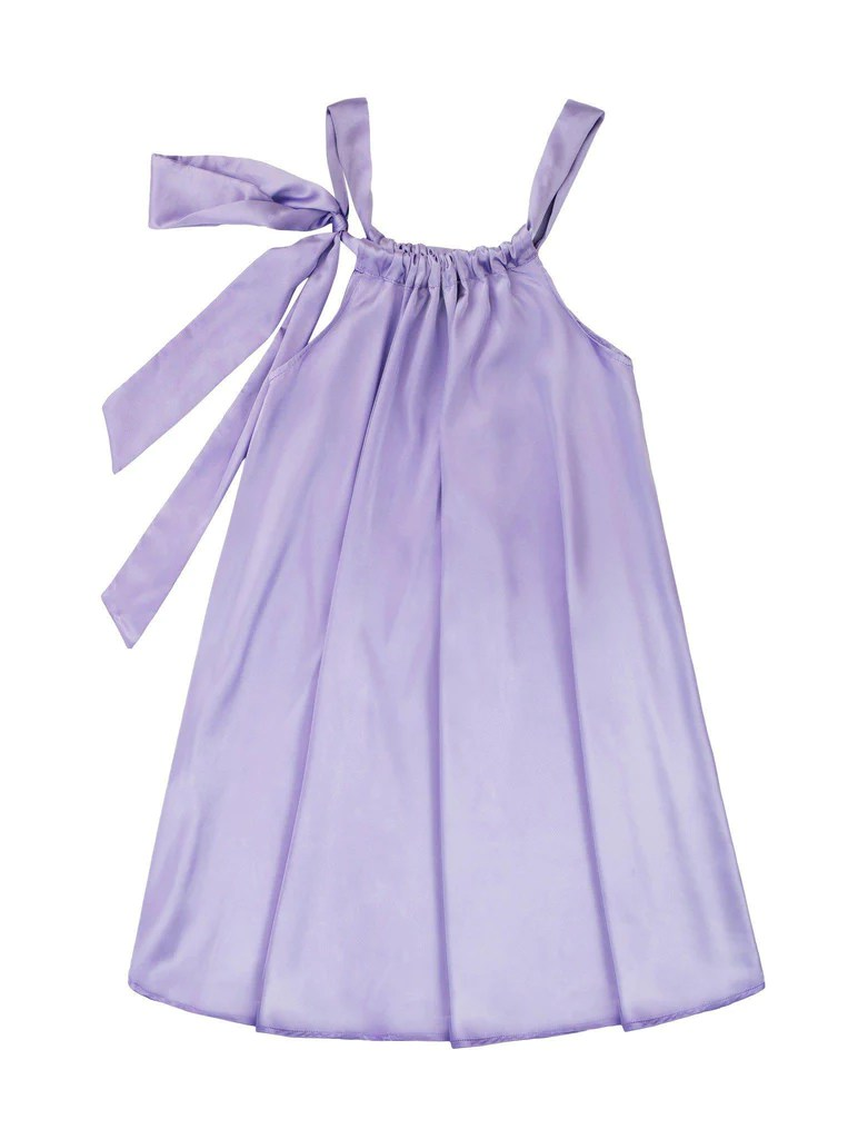 Party Chic Lavender Halter Swing Spring Summer Party Chic Mommy And Me Dress