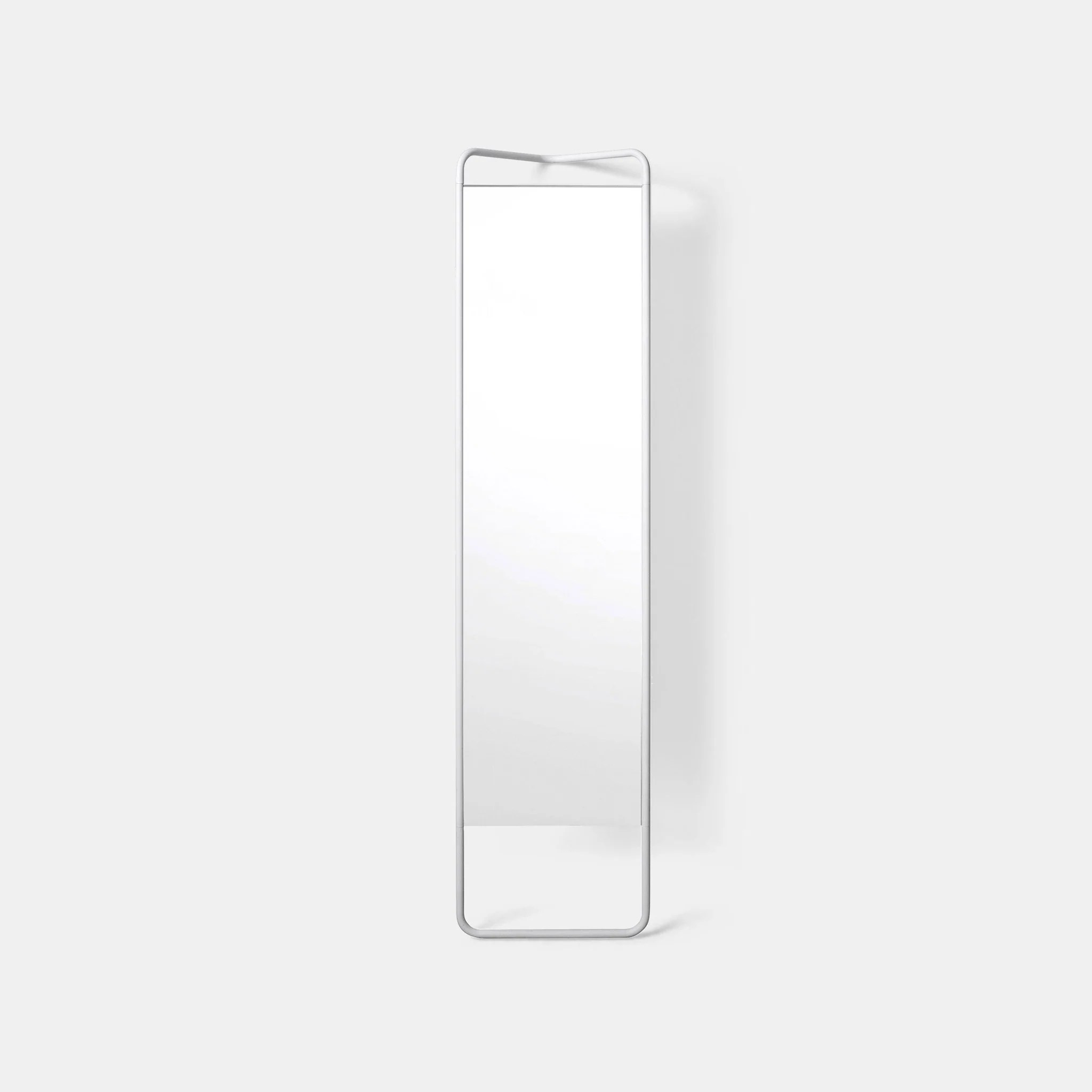 White Floor Mirror Kaschkasch Floor Mirror White By Menu Monologuelondon