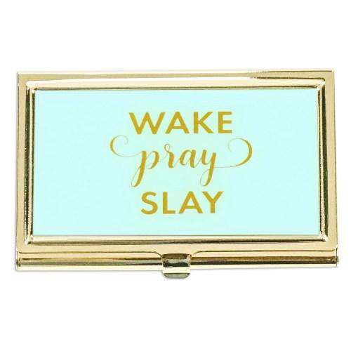 Medium Crop Of Wake Pray Slay