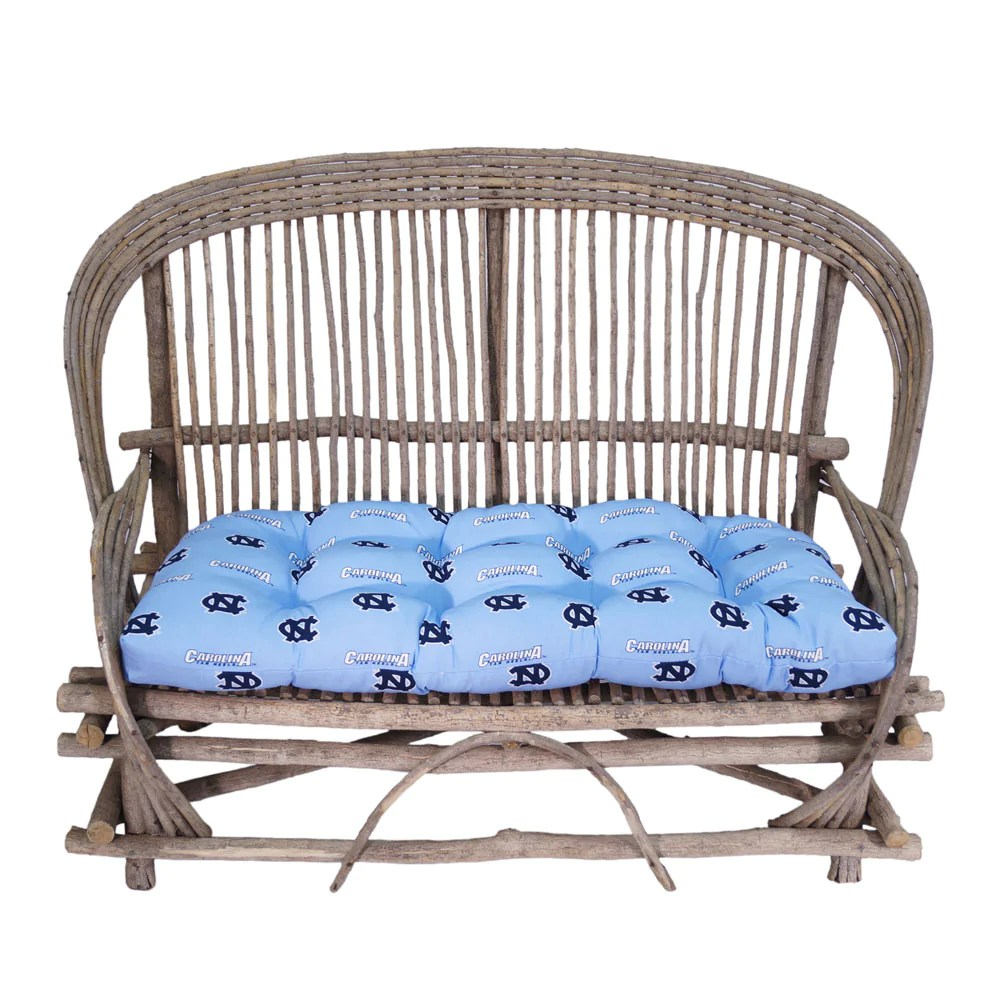 Settee Loveseat North Carolina Tar Heels Settee Loveseat Cushion