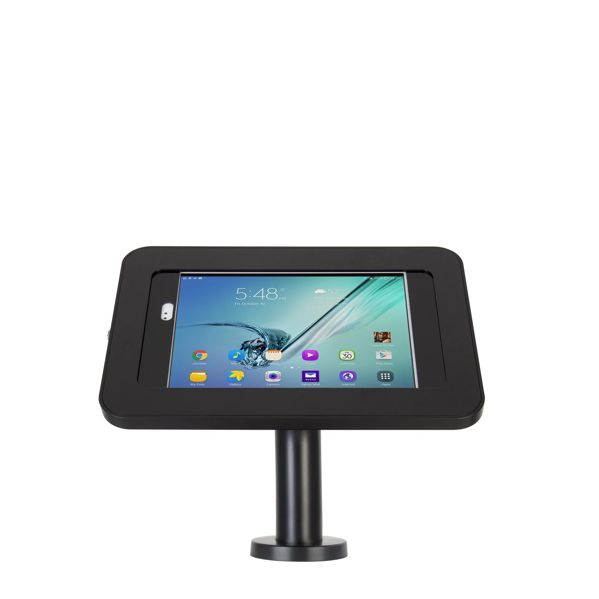 Galaxy Tab 9.7 Elevate Ii Wall Countertop Mount Kiosk For Galaxy Tab S3 S2 9 7 Black