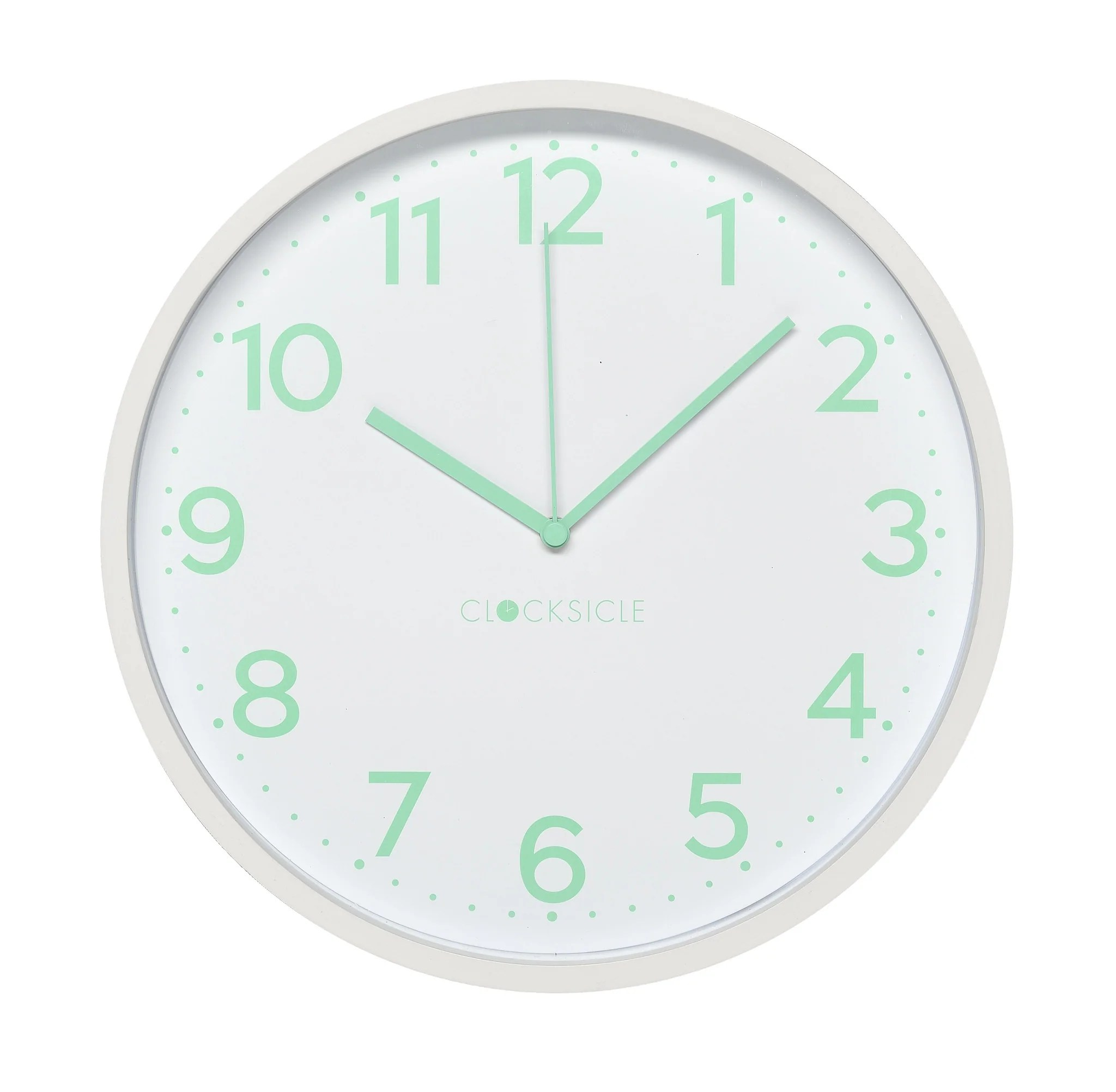 Fullsize Of Boys Wall Clock