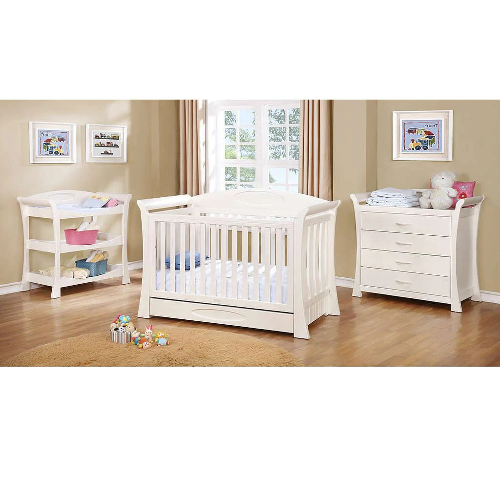Baby Regal Love N Care Elite Regal Package Including Glider Baby Zone