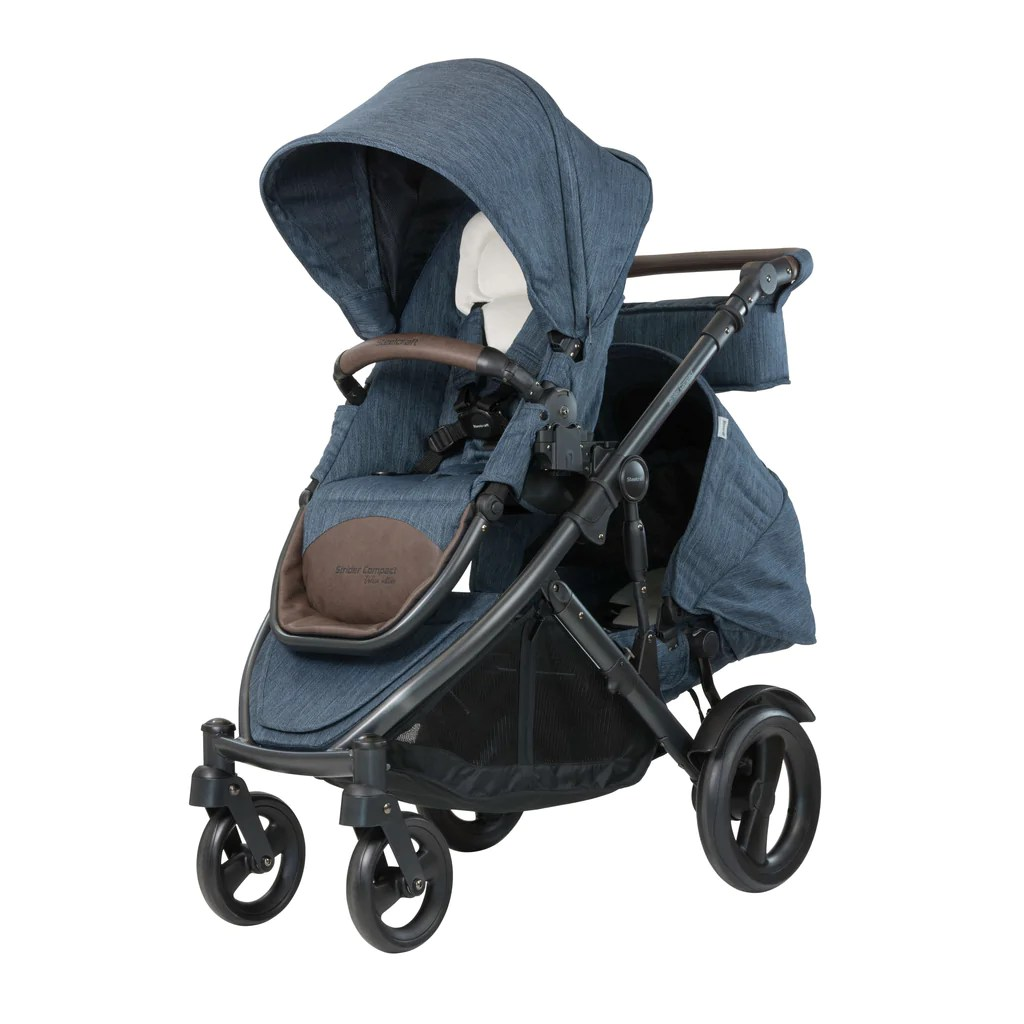 Steelcraft Infant Carrier Dimensions Steelcraft Strider Compact Deluxe 2nd Second Seat Package