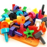 Skoolzy Stacking Toys Stem Toddler Toys For 2 3 4 Year
