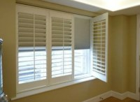 Integrated Blackout Blinds  The Shutter Shop