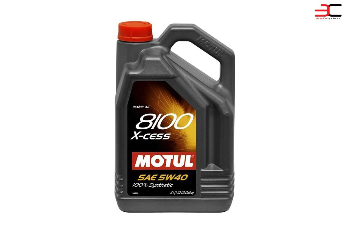 5 W 40 Motul 5w 40 Synthetic Engine Oil Eurocompulsion