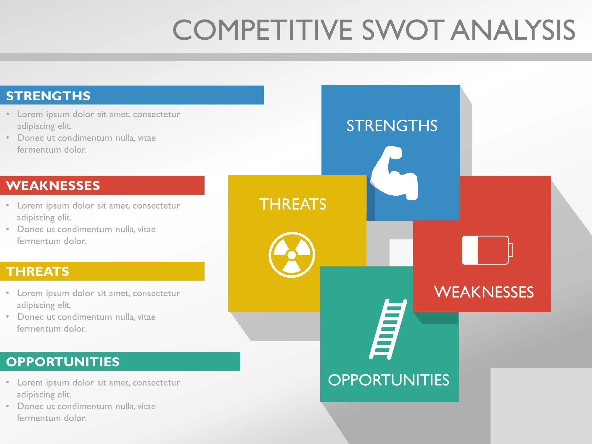 competitor analysis template free