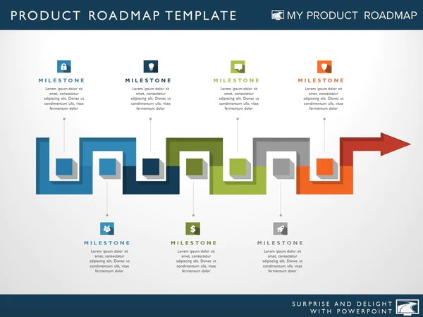 road map image for powerpoint