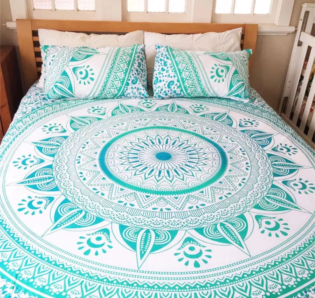 Cheap Doona Covers Mandala Queen Bed Cover Zen Like Products