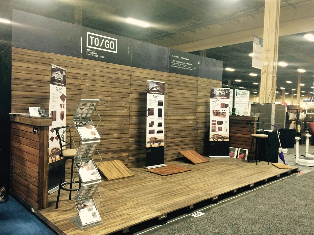 How To Create Your Own Booth Floor And Or Walls Quickly