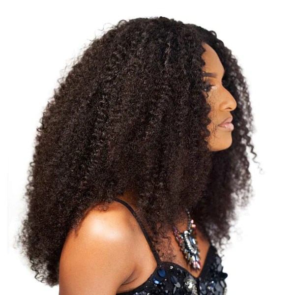 Hair Extensions In Curly Natural Hair Clip-in & Weft Extensions (3b-3c Curl
