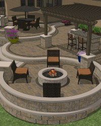Affordable Patio Designs for Your Backyard ...