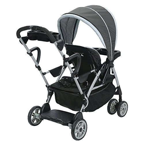 Travel System Graco Graco Glacier Baby Infant Double Twin Stroller Travel