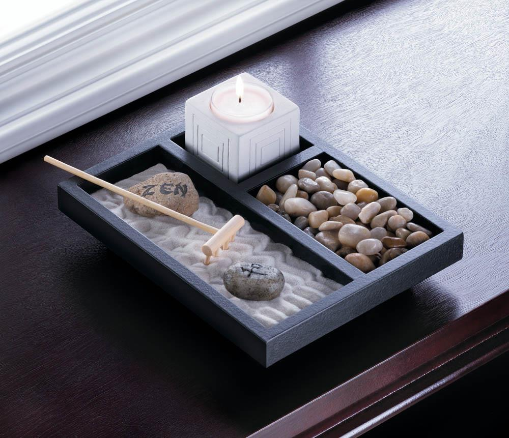 Table Top Zen Garden Tabletop Zen Garden Kit