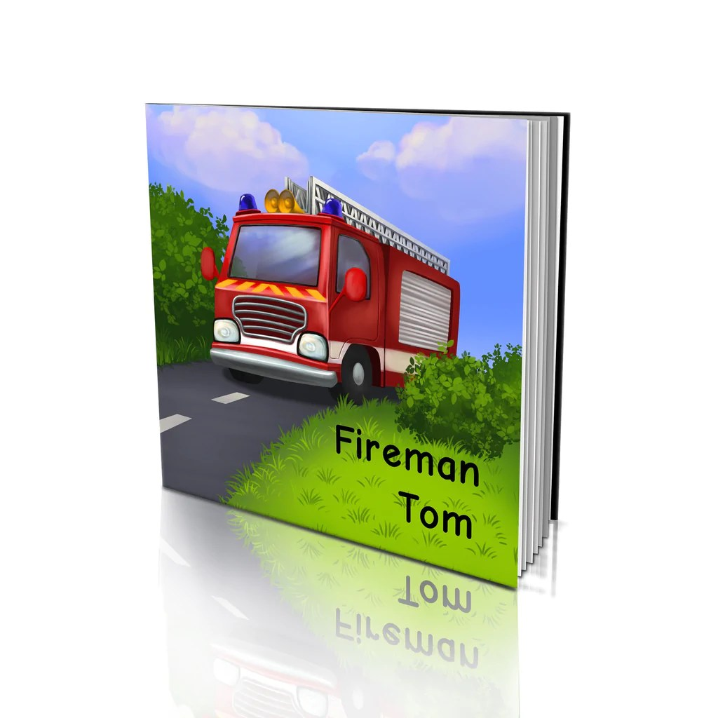 Big W Book Covers Soft Cover Story Book Fireman Bigw Photos