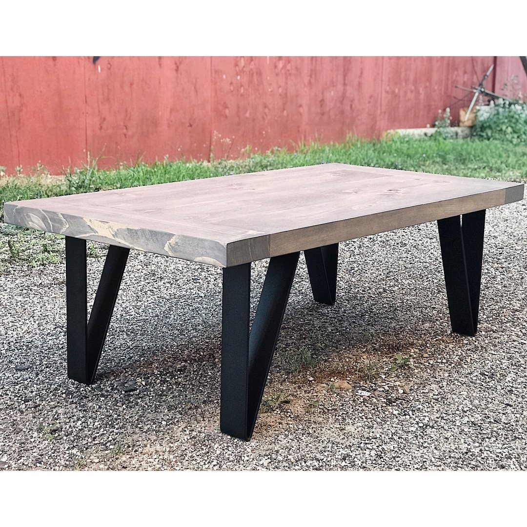 Metal Coffee Table Little Flat Pin Ready Made