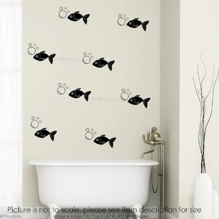 ... Bathroom Wall Decals. Download