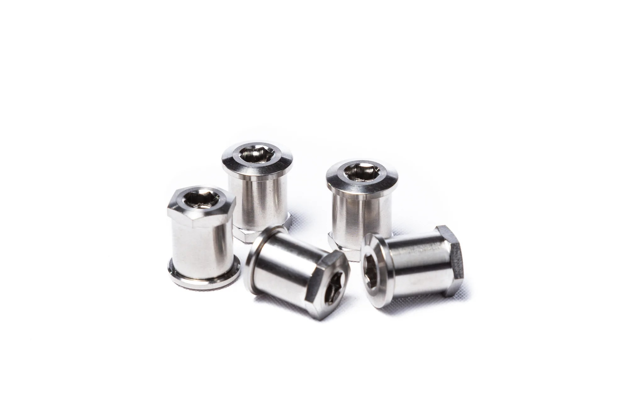 Bmx Parts Speedline Parts Titanium Bmx Chain Ring Bolts