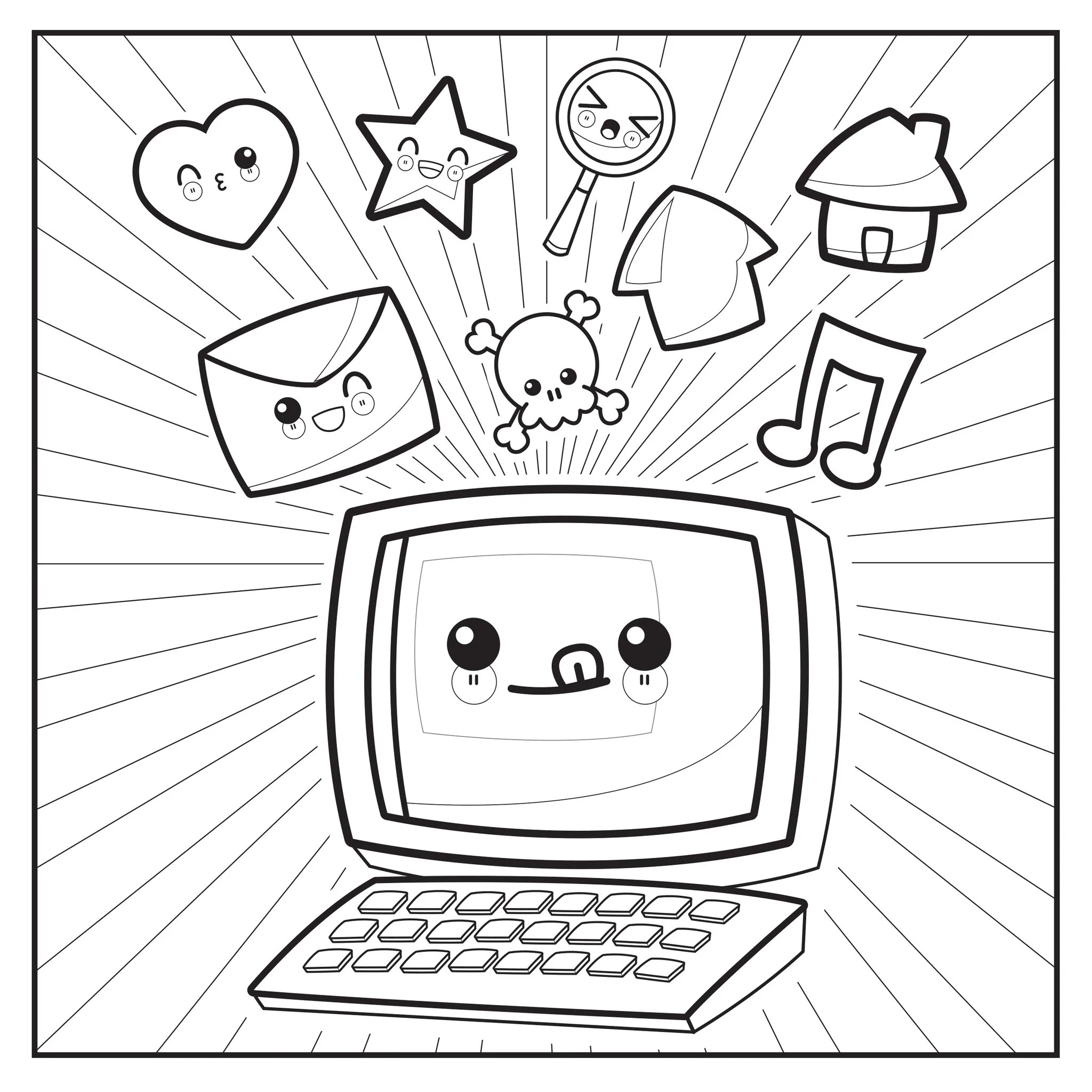 Coloring pages emojis - Pt03 V 1482465049 Quality 80 Strip All Free Coloring Pages