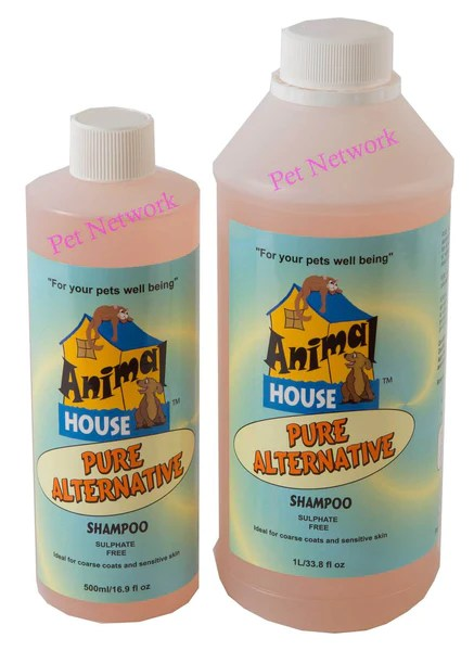 Alternative Shampoo Animal House Pure Alternative Shampoo For Dogs - Assorted