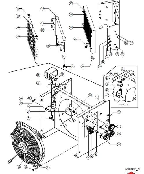 air compressor circuit breaker